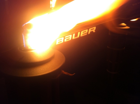 Flaming  Bauer